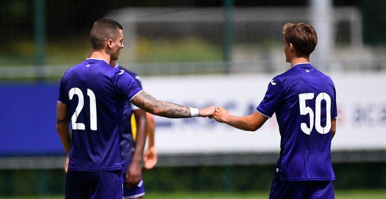 Anderlecht nog één keer de transfermarkt op: 'De positie is bepaald'