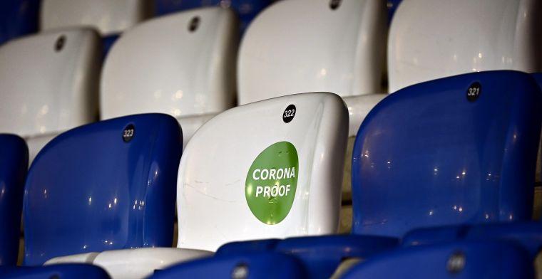 Pro League bereidt zich voor: voetbal mét catering, maar zonder uitfans