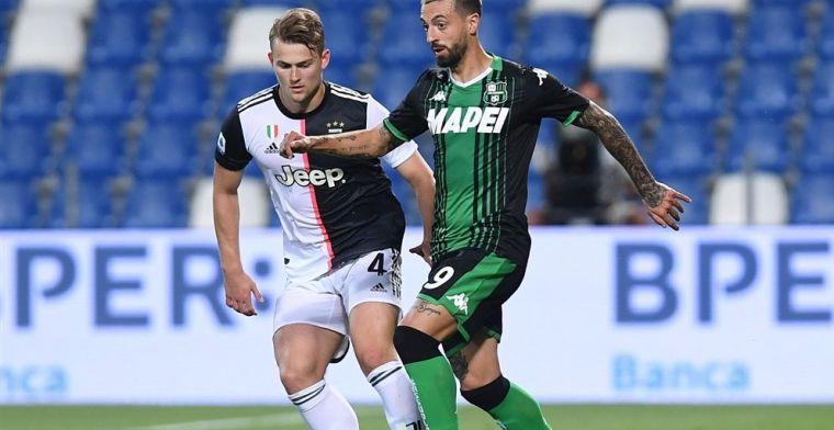 LIVE: Juventus geeft ruime voorsprong weg en ontsnapt met een punt (gesloten)