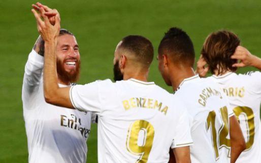 Afbeelding: Real Madrid mag zich voor het eerst sinds 2017 de beste van Spanje noemen