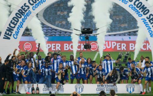 Afbeelding: Voormalig Roda-speler belangrijk voor Porto: landstitel 29 uit clubhistorie feit