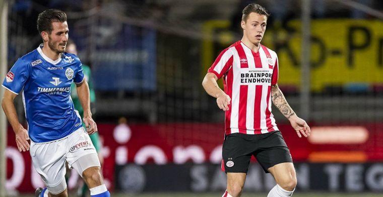 'PSV weet transfervrije verdediger ondanks interesse meerdere clubs te behouden'