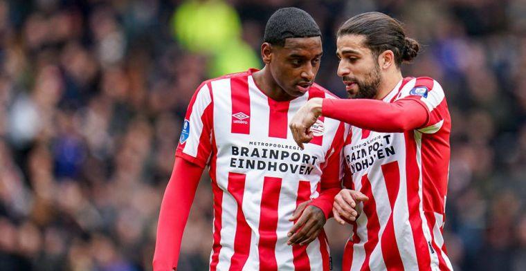 'PSV kan Rodríguez uit zijn hoofd zetten: drie Bundesliga-clubs tonen interesse'
