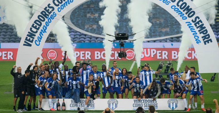 Voormalig Roda-speler belangrijk voor Porto: landstitel 29 uit clubhistorie feit
