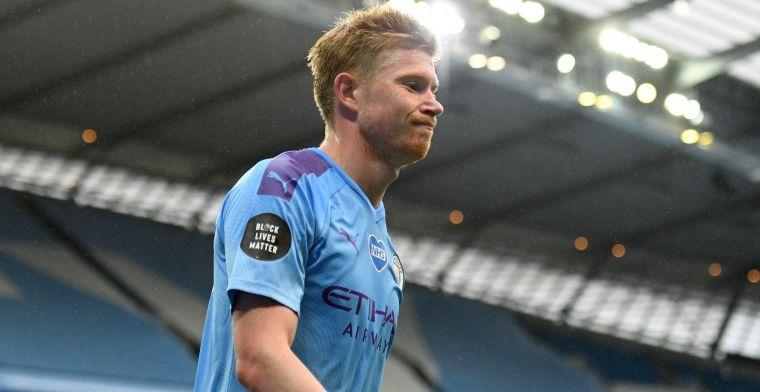 Anderlecht achterna: ook Man City brengt hulde aan stad met nieuwe thuisshirt