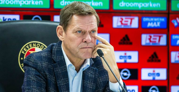 Arnesen positief bij Feyenoord: 'Hij is de perfecte kandidaat voor dit elftal'