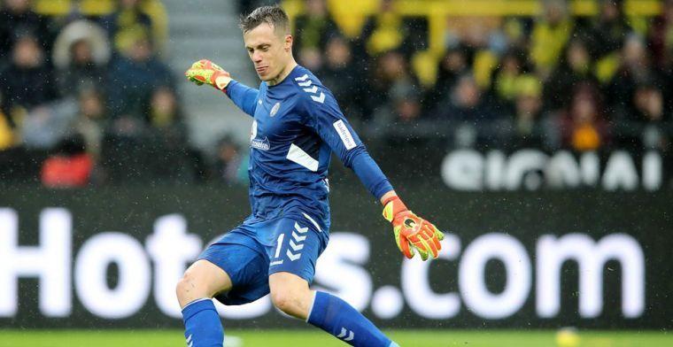 'Ajax ziet Schwolow naar Schalke vertrekken, ook gevolgen voor PSV en Willem II'
