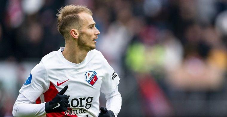 Jongkind teleurgesteld: 'Hij was een van de grotere spelers in de Ajax-opleiding'