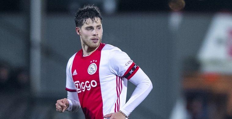 'Ik ben nu niet mee bezig met een Ajax-terugkeer, veel te blij met FC Twente'
