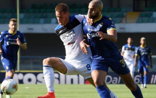 Afbeelding: Atalanta haakt af in strijd om Scudetto na onnodig gelijkspel bij Hellas Verona