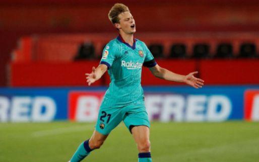 Afbeelding: Zware kopzorgen voor Setién: Barça-selectie met amper 16 spelers