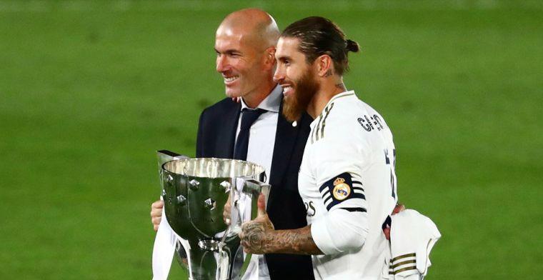 Zidane-lofzang: 'Van Gaal en Mourinho vertellen altijd dat het ingewikkeld is'