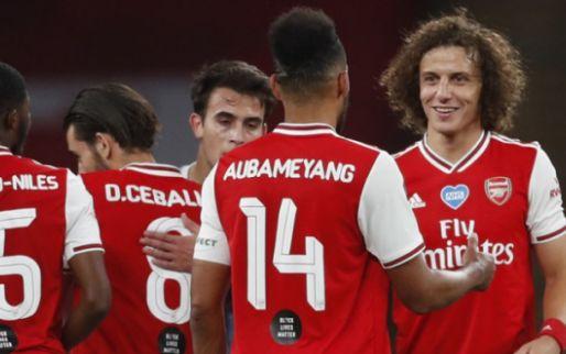 Afbeelding: Luiz neemt revanche bij Arsenal: