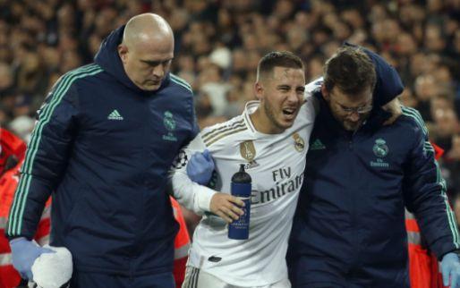 Afbeelding: Beperkt aandeel in Real Madrid-titel: 'Hoop dat het volgend jaar beter gaat'