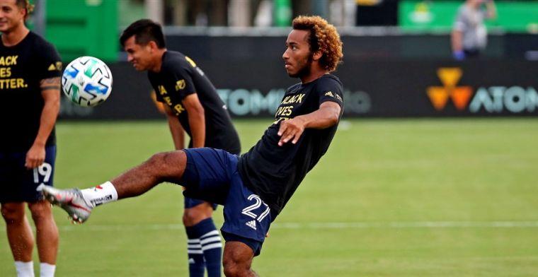 'Feyenoord volgt Amerikaanse jeugdinternational, ook Italiaanse clubs in de race'