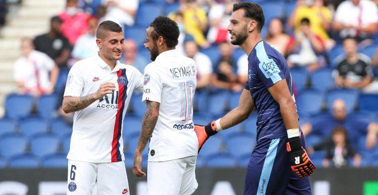 Beverse keeper post waardering Neymar en wordt bedolven onder positieve reacties