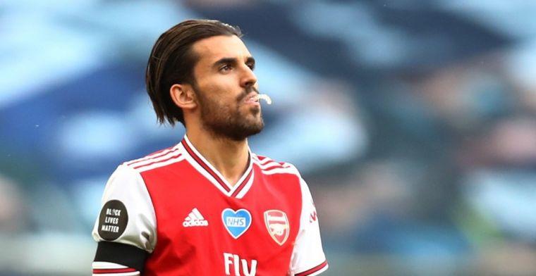 'Arsenal en Real onderhandelen: geen toekomst in Madrid voor Ceballos'