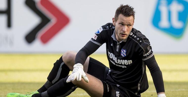 Update: 'Mulder en Heerenveen akkoord, doelman wordt donderdag gepresenteerd'