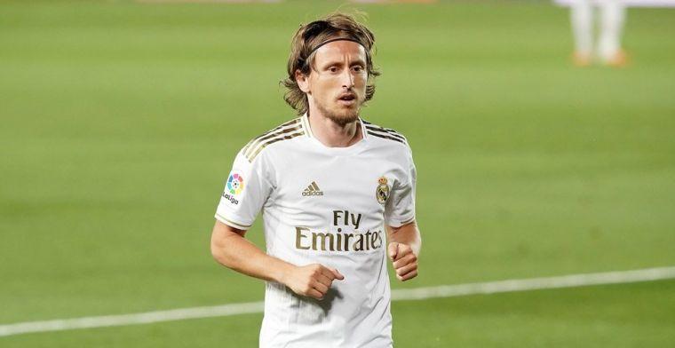 'Het enige wat zeker is, is dat ik tot juni 2021 voor Real Madrid speel'