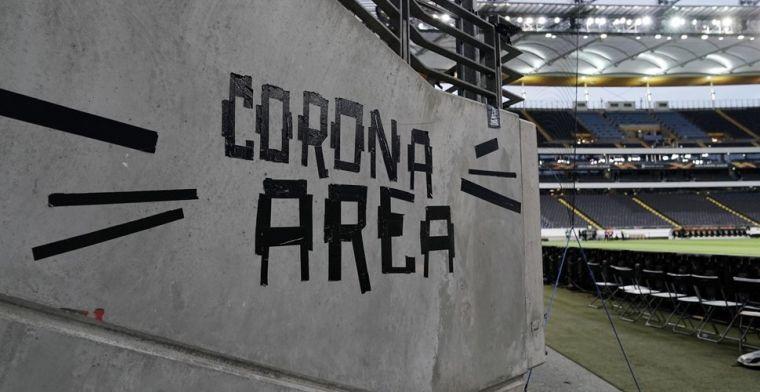 Eredivisie-clubs wijken uit naar ander stadion bij uitbraak: 'Tegen kostprijs'