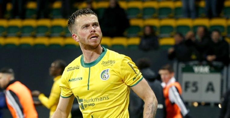 'Fortuna-captain Smeets staat voor transfer naar Engeland'