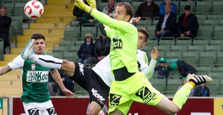'Oostenrijks international wees Heerenveen af en kiest voor 2. Bundesliga'