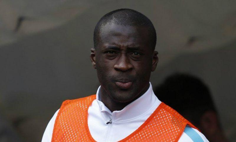 Afbeelding: Clubloze Yaya Touré (37) duikt plotseling op bij nummer 17 van de League Two