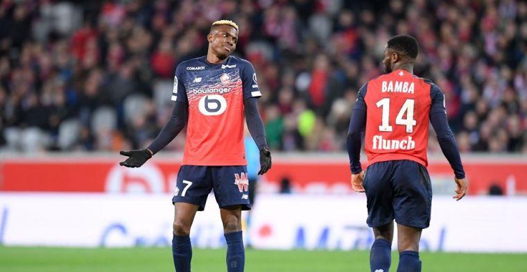Done deal: Napoli verpulvert transferrecord voor Lille-parel Osimhen