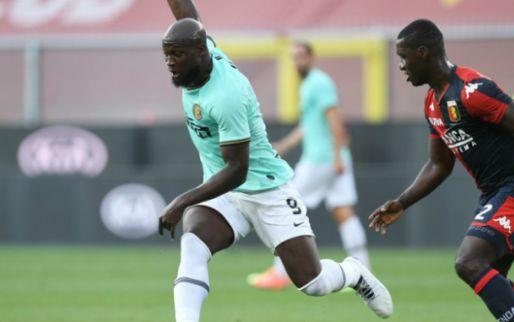 Afbeelding: Inter zet Juventus nog even onder druk, Lukaku werkt aan fraaie statistieken