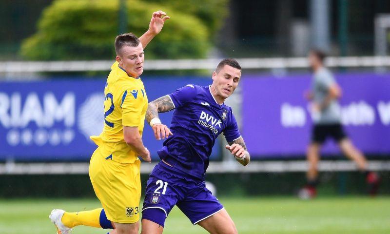 Afbeelding: 'Vranjes staat dicht bij vrije transfer van Anderlecht naar AEK'