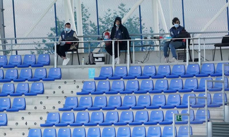 Afbeelding: Bom onder slot van Segunda B na twaalf besmettingen bij Spaanse club