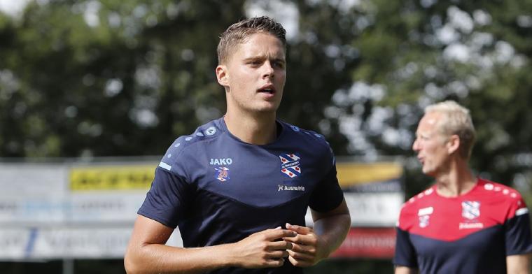 Verrassend contractnieuws uit Heerenveen: De club waardeert me