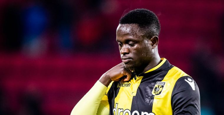 Na ADO en AZ ook coronanieuws bij Vitesse: aanvaller Gong in quarantaine