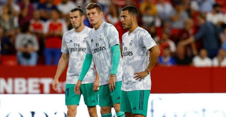 Kroos duidt Bale-kwestie bij Real Madrid: 'Weet niet of hij daar nog boos over is'