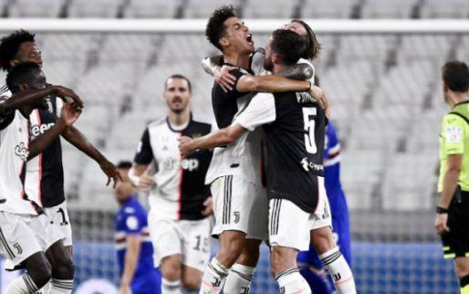 Afbeelding: Zeldzame penaltymisser Ronaldo deert matig Juve niet: negende (!) titel op rij