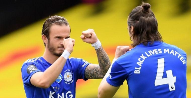 'Manchester United baalt: gewilde middenvelder verlengt bij Leicester'