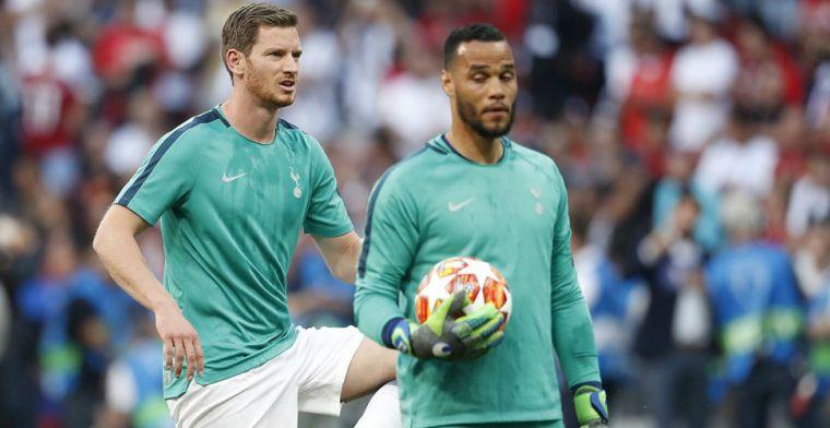Alderweireld en Kane zijn Spurs voor: 'amazing' Vorm en Vertonghen uitgezwaaid