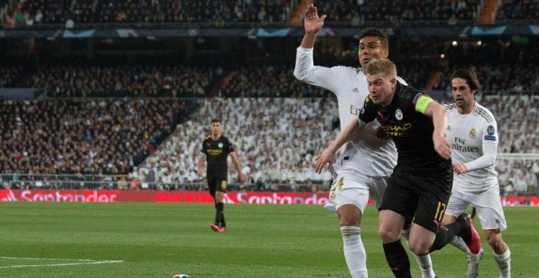 Nieuwe coronamaatregelen in Engeland: 'Manchester City - Real Madrid onder druk'