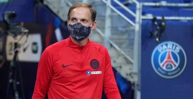 'Tuchel weer onder vuur bij PSG: spelers ontevreden over werkwijze trainer'