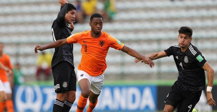 BILD: Ajax laat oog vallen op achttienjarige Rotterdammer Bogarde (Hoffenheim)
