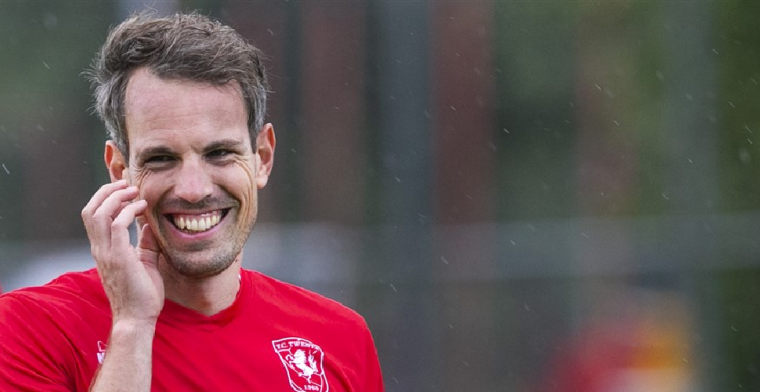 Nu helemaal officieel: wens van Jans gaat in vervulling bij FC Twente