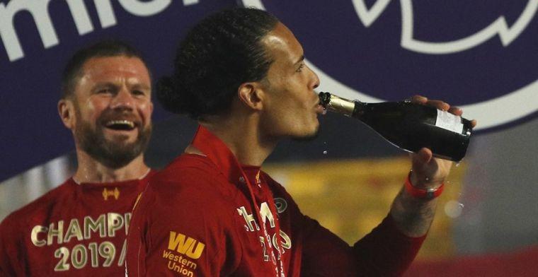 Van Dijk gelinkt aan Barça en Real Madrid: 'Ik vraag me af of Liverpool genoeg is'