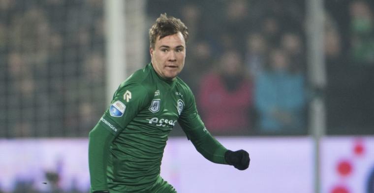 FC Groningen-bekende Tibbling keert verrassend terug naar de Eredivisie