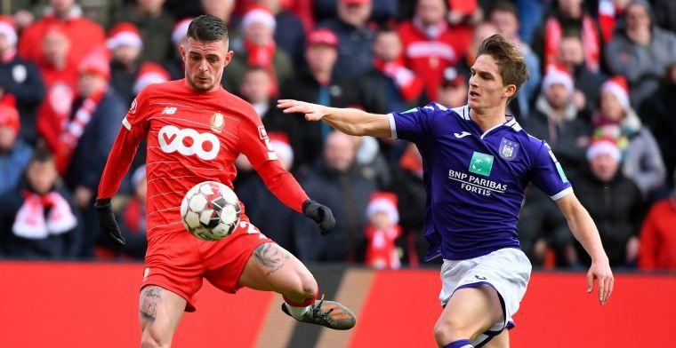 OFFICIEEL: Dewaele verlaat Anderlecht een jaartje voor de Eredivisie