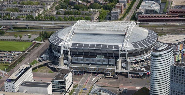 Johan Cruijff Arena in de problemen: 'Ajax wil zijn handtekening niet zetten'