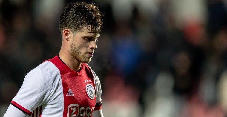 Pierie wist genoeg na boodschap Ten Hag bij Ajax: 'Voor jezelf kiezen'