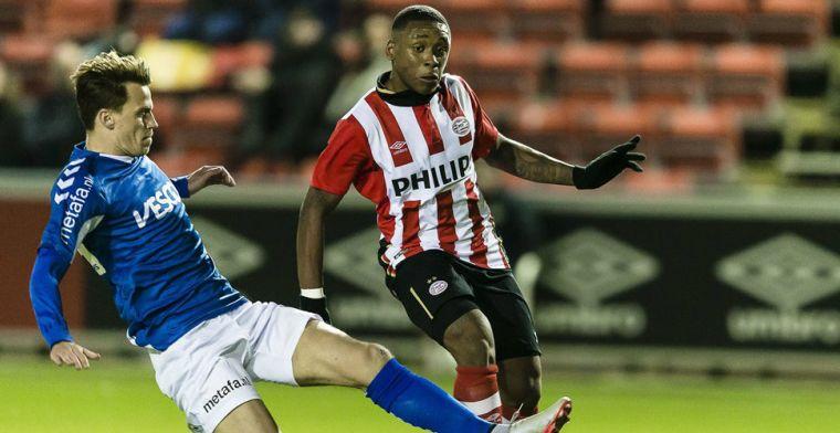 De 'voorgangers' van Jong Feyenoord: snelcursus in KKD voor Malen en Ihattaren