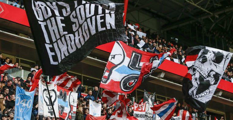 PSV zet verkoop seizoenskaarten stil: 'Heeft wat ons betreft maximum bereikt'