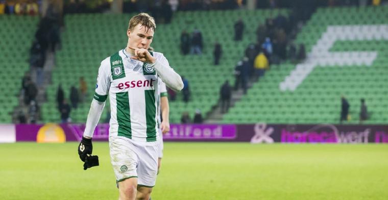 Deense media: Emmen betaalt torenhoge transfersom voor Tibbling, Lubbers ontkent