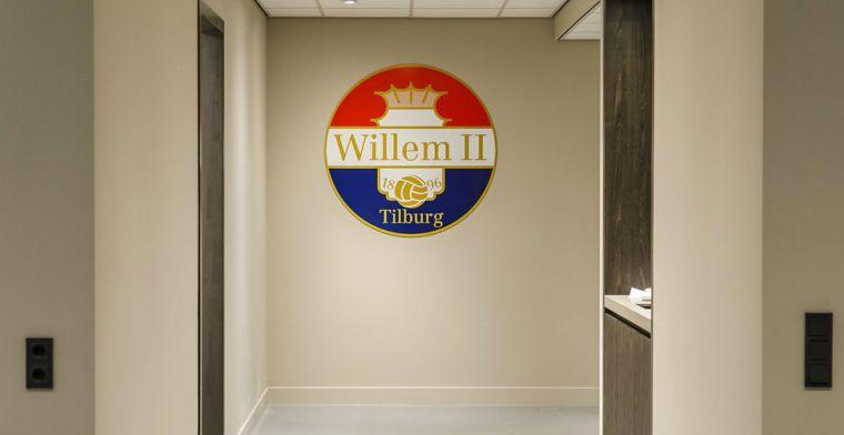 Selectiespeler van Willem II in thuisquarantaine na positieve coronatest